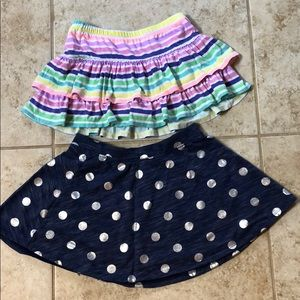 Other - 2 girls skirts size 7/8
